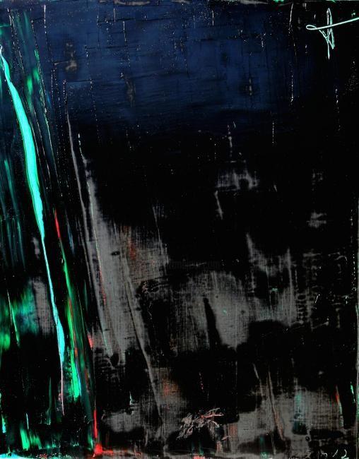 Guy Delaroque - Trace de nuit