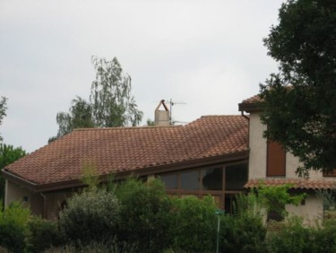 façade sud ouest