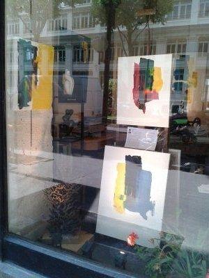 Exposition personnelle Paris