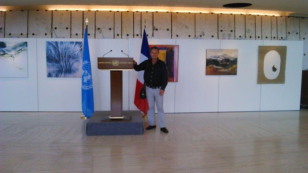 Exposition Nations Unies à Genéve
