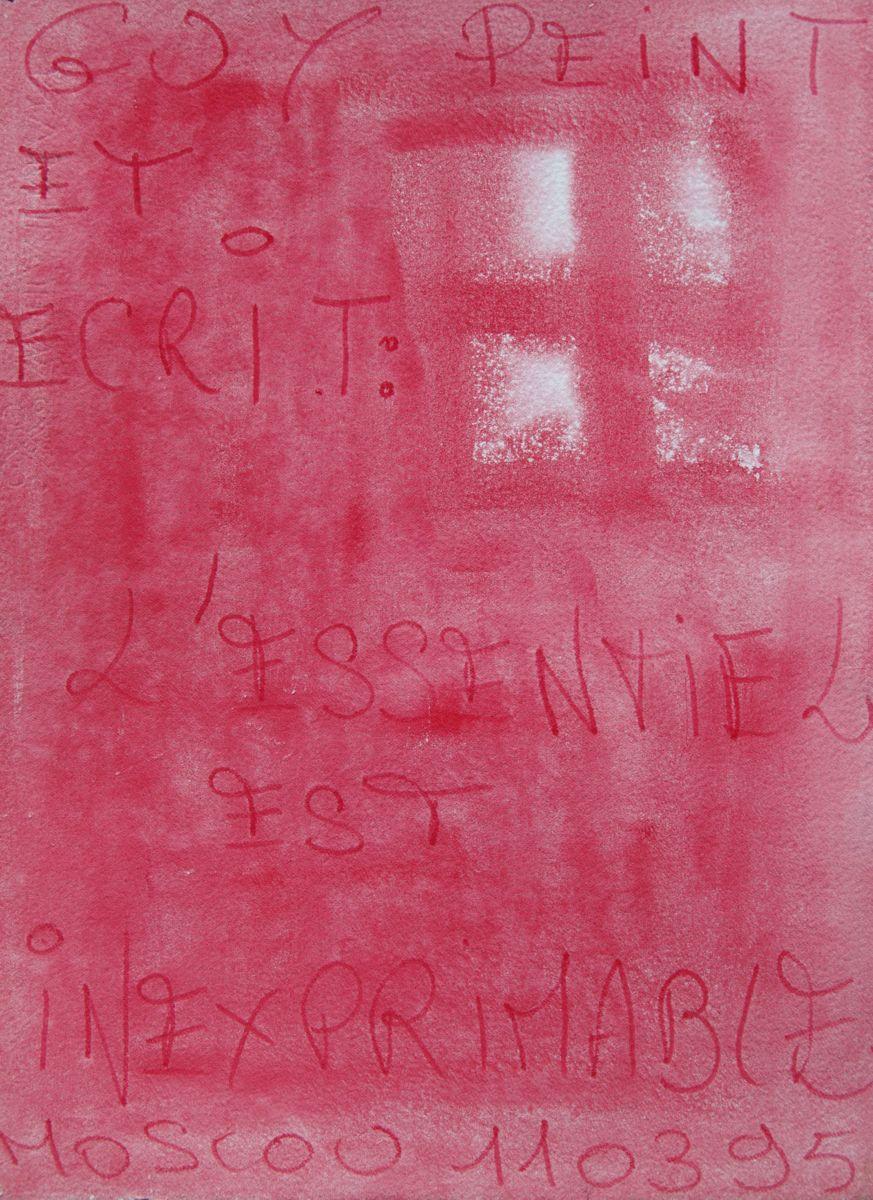 Peinture, abstrait, Lyon